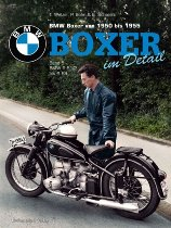 BMW Boxer Volume 5, all airheads with twin shocks 1950-1955, authors T. Welzel, P. Bohn, E. Schmelz