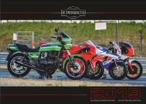 Classic-Superbikes Calendar 2019