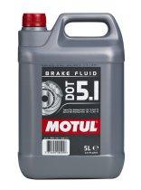 MOTUL Bremsflüssigkeit DOT 5.1, 5 l