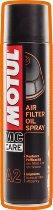 MOTUL A2: Air Filter Oil Spray, 400 ml