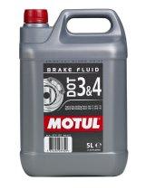 MOTUL Bremsflüssigkeit DOT 3 & 4, 5 l