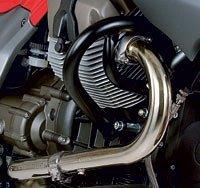 Hepco & Becker Engine protection bar, Black - Moto Guzzi Breva V 1100 (2004->2007)