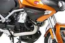 Hepco & Becker Motorschutzbügel, Schwarz - Moto Guzzi Stelvio / NTX 1200 (2008->2016)