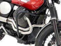 Hepco & Becker Engine protection bar, Black - Moto Guzzi V 7 II Scrambler/Stornello (2016->)