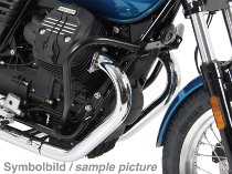 Hepco & Becker Motorschutzbügel, Chrom - Moto Guzzi V 7 III Stone / Special / Anniversario / Racer