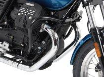 Hepco & Becker Engine protection bar, Black - Moto Guzzi V 7 III Carbon / Milano / Rough (2018->)