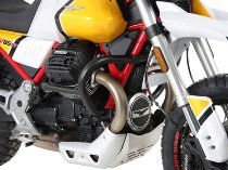 Hepco & Becker engine protection bar, black - Moto Guzzi V85 TT (2019->)