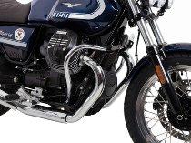 Hepco & Becker Motorschutzbügel, Chrom - Moto Guzzi V 7 Special / Stone / Centenario 850 (2021->)