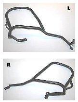Hepco & Becker engine protection bar, black - Cagiva Elefant 750 i.e. /GT /AC/900 i.e./GT(1993-1997)