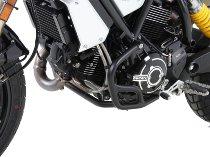 Hepco & Becker Ducati Engine protection bar, Black - Ducati Scrambler 1100 / Special / Sport 2018->