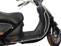 Hepco & Becker Motorschutzbügel Chrom - Aprilia Habana 50-125 Custom 1999->2001 / Mojito 2004->