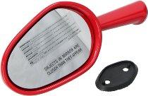 Ducati mirror left hand S1000HF/07 red