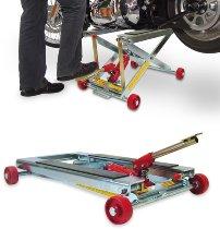 Kern Stabi X5 Lifting table to 400 kg, with wheels - BMW, Harley Davidson, Yamaha models...