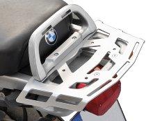 Zieger Luggage rack, silver - BMW R 1100 GS