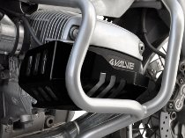 Zieger cylinder protection, black - BMW R 1100 GS