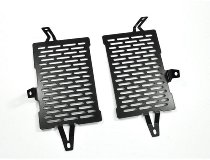 Zieger Radiator cover, black - BMW R 1200 GS LC