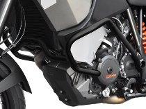 Zieger Crash bar, black - KTM 1050 / 1090 / 1190 Adventure, 1290 Super Adventure