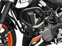 Zieger Crash bar, black - KTM 390 Duke