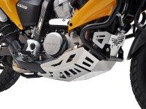 Zieger Engine guard, silver - Honda Transalp XL 700 V