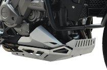 Zieger Engine guard, silver - Honda VFR 1200 X Crosstourer