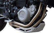 Zieger Engine guard, silver - Husqvarna Nuda 900 / R