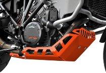 Zieger Engine guard, orange - KTM 1050 Adventure, 1190 Adventure, 1290 Super Adventure