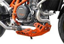 Zieger Engine guard, orange - KTM 690 Duke