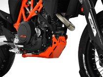 Zieger Engine guard, orange - KTM 690 Enduro SMC / R