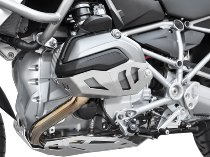 Zieger Cylinder protection, silver - BMW R 1200 GS / R
