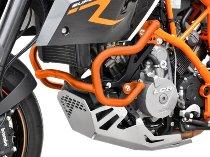 Zieger Crash bar, orange - KTM 990 SM / SMR / SMT