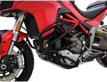 Zieger Crash bar, black - Ducati Multistrada 1200 / S