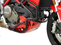 Zieger Engine guard, red - Ducati Multistrada 1200
