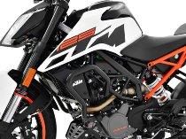 Zieger Crash bar, black - KTM 125 Duke