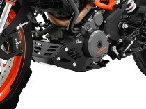 Zieger Engine guard, black - KTM 390 Duke