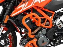 Zieger Crash bar, orange - KTM 390 Duke