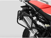 Zieger Suitcase carrier- kit, black - Honda CRF 1000 L Africa Twin