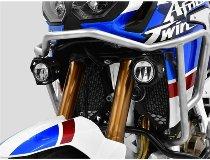 Zieger Bracket for additional lights, black - Honda CRF 1000 L Africa Twin Adventure Sports