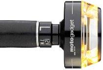 motogadget mo.blaze Disc Lenkerendenblinker, links, schwarz