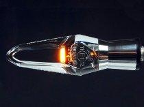 motogadget mo.blaze ice Anbaublinker, poliert