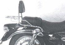 Hepco & Becker Sissybar without rearrack, Chrome - Moto Guzzi California Special (2001->2002)