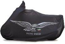 Moto Guzzi motorcycle tarpaulin, black - V7-III