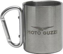 Mug Moto Guzzi, stainless steel, 200 ml