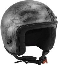 Moto Guzzi Helm Chess Grey, XL