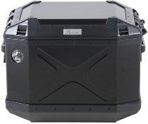 Hepco & Becker sidebox Alu Xplorer 40, black right side