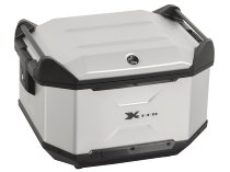 Hepco & Becker Xceed Topcase, 45 Ltr., silver
