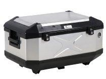 Hepco & Becker Alu-Topcase Xplorer 60Ltr., Silver
