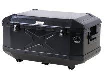 Hepco & Becker Alu-Topcase Xplorer 60Ltr., Black