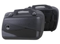 Hepco & Becker kit de bagages Junior Flash 40 noir