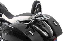 Hepco & Becker Sissybar with rearrack, Chrome - Moto Guzzi California 1400 Custom / Touring