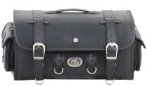 Hepco & Becker leather-handbag Buffalo 30 Ltr., Black